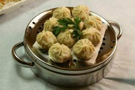 Vegetable or Beef Dumplings